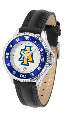Watch, Competitor, NCAT, Mens, Leather