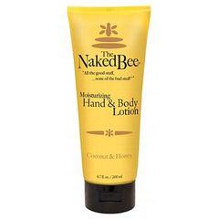 Coconut & Honey hand/body lotion 6.7
