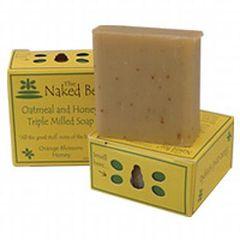 Oatmeal & Honey triple milled soap (orange blossom) 2.75