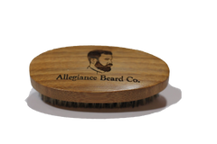 Allegiance Beard Co. Beard Brush
