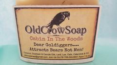 Old Crow Soap / Cabin In The Woods