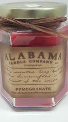 Alabama Candle Co. / Pomegranate