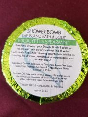 Shower Bomb / Eucalyptus Spearmint