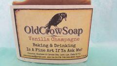 Old Crow Soap / Vanilla Champagne
