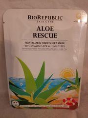BioRepublic Mask / Aloe Rescue