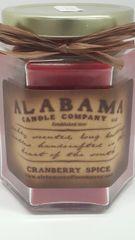 Alabama Candle Co. / Cranberry Spice