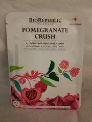 BioRepublic Mask / Pomegranate