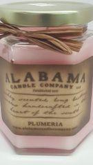 Alabama Candle Co. / Plumeria