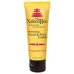 pomegranate & honey hand/body lotion 2.25