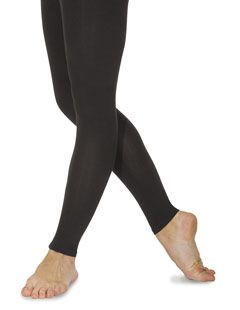 LEGGINGS FOOTLESS COTTON