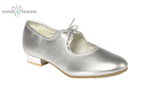 SILVER TAP SHOES