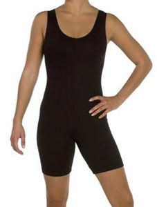 COTTON CYCLE UNITARD