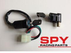 Spy 250F1-350F1-A, Ingition Barrel and Keys Road Legal Quad Bikes Spy Racing