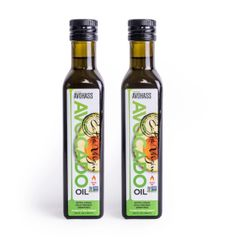 2 Pack Avohass New Zealand Extra Virgin Avocado Oil, Non-GMO Project Verified, Kosher Certified (2) 8.5 fl. oz. Bottles. Product Expiration Date Jan 2022. Free Shipping within USA.