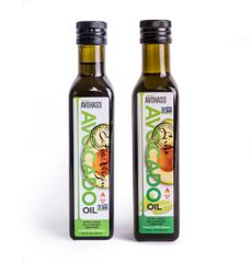2 Pack Avohass Kenya Extra Virgin Avocado Oil & New Zealand Lime Extra Virgin Avocado Oil, Non-GMO Project Verified, (2) 8.5 fl oz Bottles. Expiration Date September 2021. Free Shipping within USA.