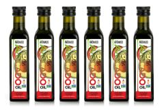 6 Bottle Case Avohass Extra Virgin Chili Infused Avocado Oil, Non-GMO Project Verified, (6) 8.5 fl. oz. Bottles. Product of New Zealand. 22% Case Discount! Product Exp. Date Sep 2020. Free Shipping within US, Puerto Rico, Guam and US Virgin Islands.