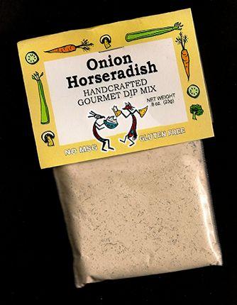 Onion Horseradish
