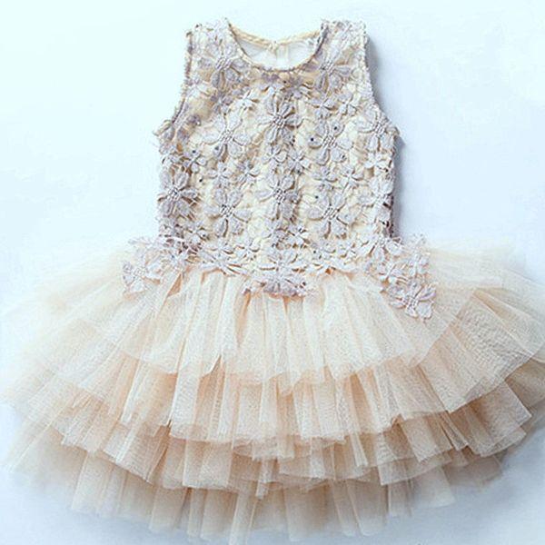 Sunny Girl Tutu Beige Dress 1 3y Online Shop For Girls Formal