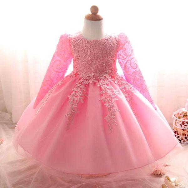 Eleanor Baby Girl Pink Dress Online Shop For Girls