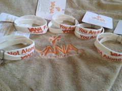 YANA Wristbands