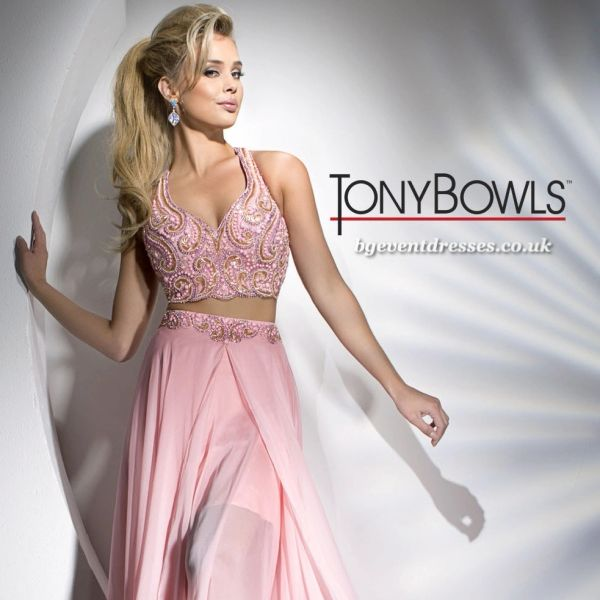 Tony Bowls TB11611 PINK Bella Grace Event Dresses UK | UK party ...
