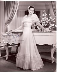 "Gorgeous Ann Miller -- ""Kiss Me Kate,"" Beautiful Photograph, and TLS"