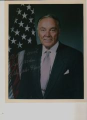 Alexander Haig. Chief of Staff During Watergate; Helped Persuade Nixon to Resign