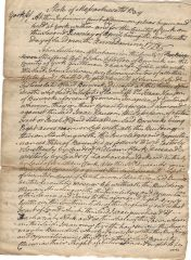 1778 Massachusetts Bay Judgment Orders Ejectment Against Isaac Hanson