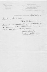 Lincoln Emissary To Jeff Davis, John Roberts Gilmore, Aided Lincoln's Re-election