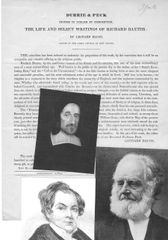 Yale Abolitionist Leonard Bacon Influenced Lincoln, Preserved Works of 17th Century Puritan's Work
