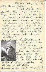 Abolitionist John Murray Forbes Opposes Abolitionist Gen. Butler's Nomination for President