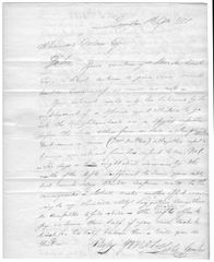 Search for Missing Kentucky Slaves, Land Sale Aided By War of 1812, William Henry Harrison Supporter