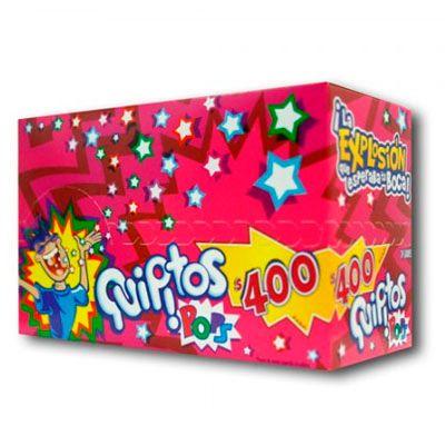 Quipitos x 24 Unidades 200g