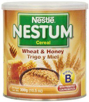 Cereal Nestum Trigo y Miel 300g