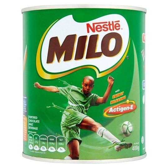 Milo Lata 400g