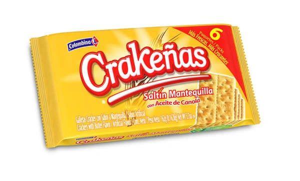 Crakeñas mantequilla 162g
