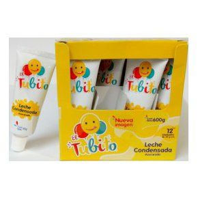 Lecherita en Tubito 50g