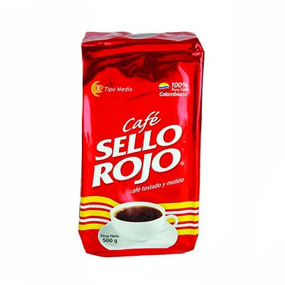 Café Sello Rojo 500g