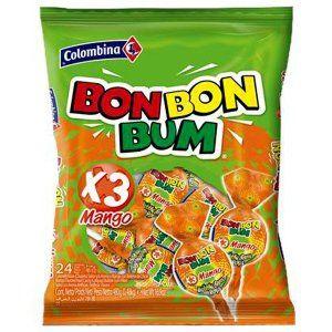 Bon Bon Bum Mango x 24 unidades 408g