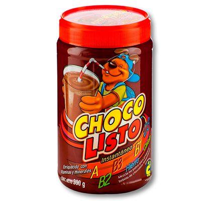 Chocolisto 300g