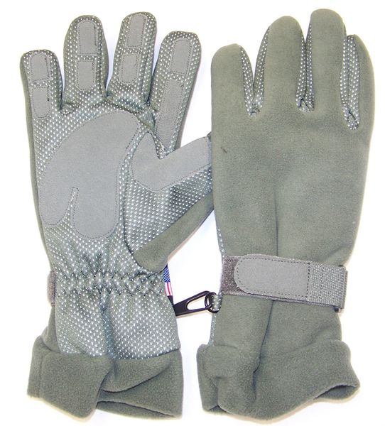 DOC1160 WINDPROOF FLEECE GLOVE