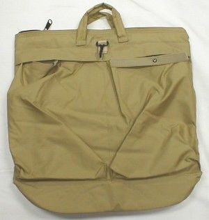 104 TAN FLYER'S HELMET BAG