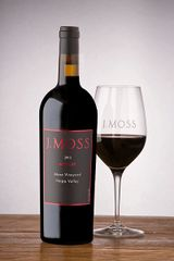 The 2013 Merlot, Moss Vineyard, Napa Valley (SOLD OUT)