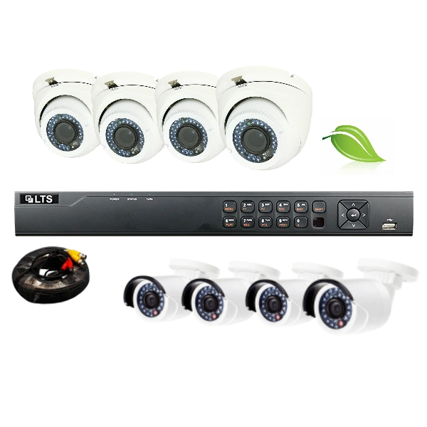8 Camera (Platinum) Security Bundle
