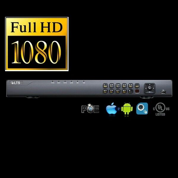 16 Channel Pro Level PoE Network Video Recorder (NVR)