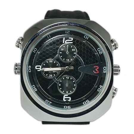Spy Hidden Wristwatch Camera HD 1080p Audio/Video/Pictures 8GB DVR Recorder