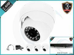 4 Channel Dome AHD Surveillance Bundle