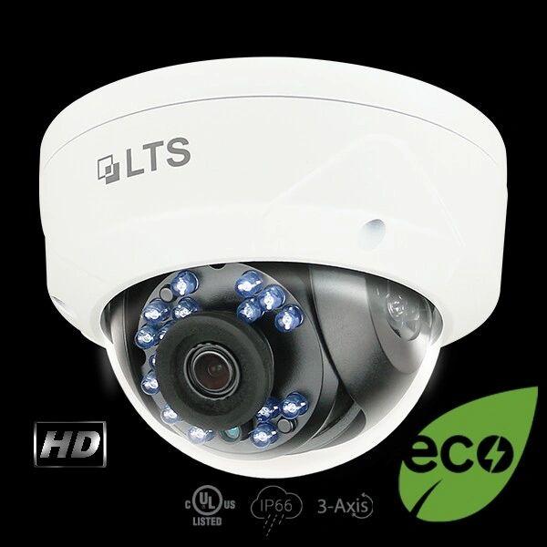 2.1 MP Eco HD-TVI 18 IR LED Dome Camera