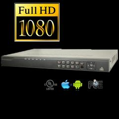 Pro Level 8 Channel PoE Network Video Recorder (NVR)
