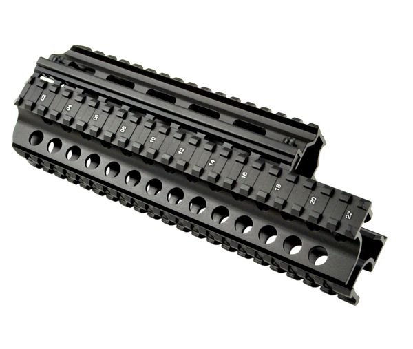 Sniper® Saiga AK47 39 Rifle Quad Rail Mount